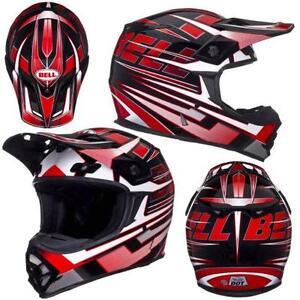 Motocross Helmet New Used Accessories Head Gear Ebay