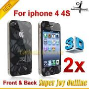 iPhone 4 3D Screen Protector
