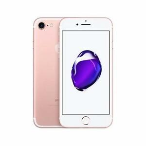 UNLOCKED BRAND NEW IPHONE 7 32GB IN BOX WITH 1 YEAR WARRANTY