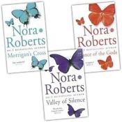 Nora Roberts Trilogy Books