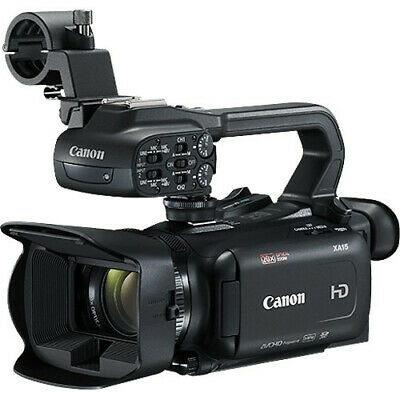 Canon XA11 Compact Full HD Camcorder W/ HDMI + Composite Output (PAL) - 2218C003