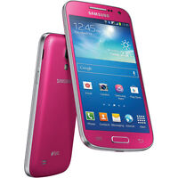PINK SAMSUNG S4 MINI BRAND NEW JUST ARRIVED FRIDAY
