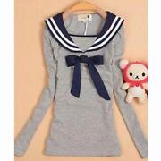 Womens Sailor Top