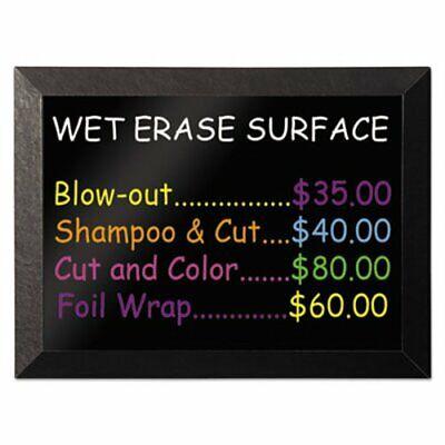 Mastervision Kamashi Wet-erase Board 48 X 36 Black Frame Bvcmm14151620