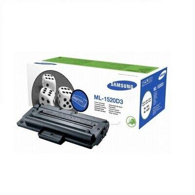 Original Samsung ML-1520D3/ELS Toner schwarz ungeöffnet OEM Angebot Neu B-Ware!!