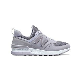 Women's New Balance 574 grey and white Shoes Size 8  *new*