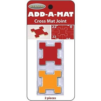 Sullivans Add-A-Mat Cutting Mat Cross Joint - 080616