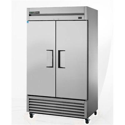 True T-43f True Reach-in Freezer 2 Door 43 Cu. Ft.