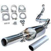 VW Golf Exhaust