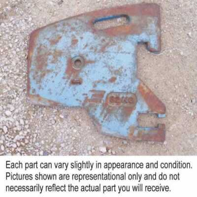 Used Suitcase Weight Compatible With New Holland 9882 9282 9682 Ford 9680 9480