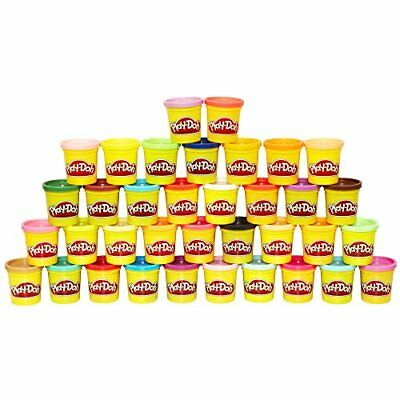 Play Doh Mega Pack 36 Cans Lots For Sale Assorted Color Refill Bulk Game