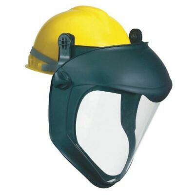 Honeywell S8505 Bionic Face Shield W Hard Hat Adapter Clearblack 11 In