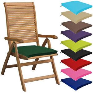 coussin pour si ge ext rieur imperm able multipacks pour jardin patio ebay. Black Bedroom Furniture Sets. Home Design Ideas
