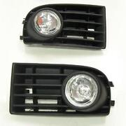 VW Golf MK5 Fog Lights