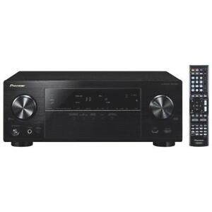 Pioneer VSX-1029-K 7.2 Channel Networked AV Receiver with HDMI 2