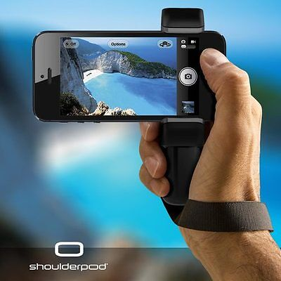 ShoulderPod S1 - All In One Smartphone Photography Grip, Tripod Mount & Stand