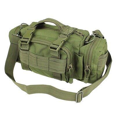 Condor 127 OD GREEN Deployment Bag MOLLE Modular Shoulder Strap Carrying Handle