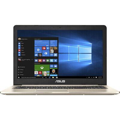 "ASUS VivoBook Pro 15.6"" 4K Quad Core Intel I7 16GB RAM 256GB SSD+1TB HDD GTX1050"