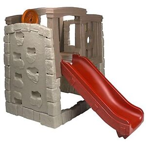 Step2 Naturally Playful Climber Slide