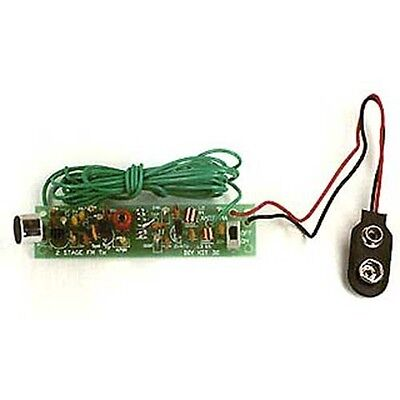 2-stage Fm Transmitter Kit  - Requires Assembly