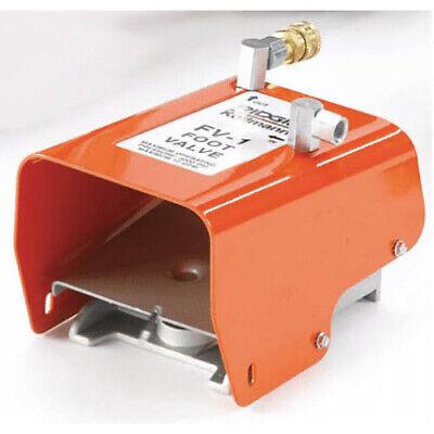 Ridgid Fv-1 48157 Foot Valve For Kj-2200 And Kj-3100 Water Jetters