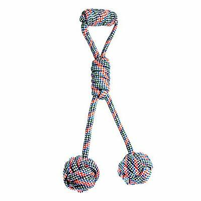 Dog Rope Toys for Aggressive Chewers, Indestructible Dog Chew Rope Cotton Tug of