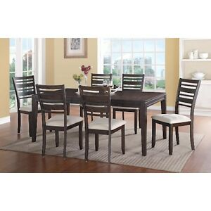 7Pc. Dining Table Set