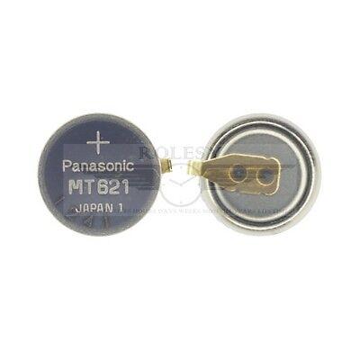 Panasonic MT621 Capacitor f/ Citizen Ecodrive B110 B117 E000 E001 E010 E011 E030