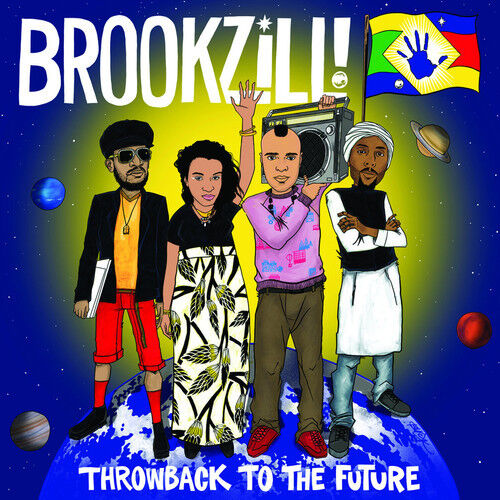 Brookzill - Throwback to the Future [New Vinyl LP]
