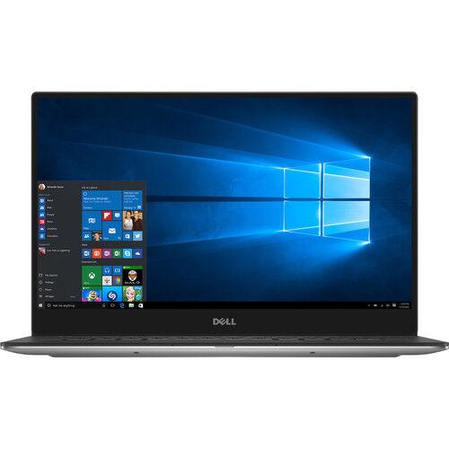 "Dell XPS9360-4841SLV 13.3"" Laptop (7th Generation Intel Core i7, 8GB RAM, 256 GB SSD, Silver) XPS9360-4841SLV"