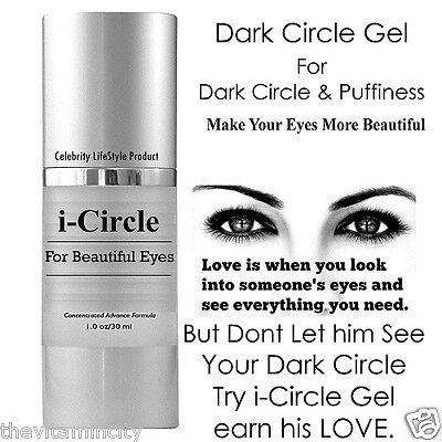 i-Circle  Eye Cream For Under eye Dark Circles, Puffiness, Wrinkles & Bags