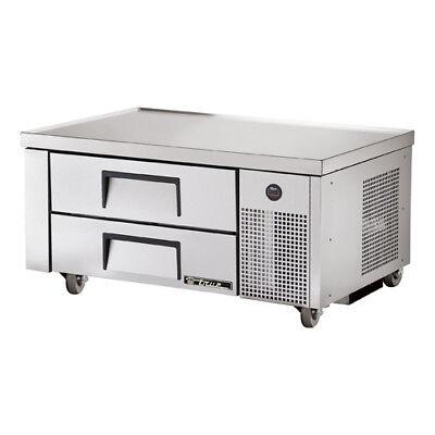 True Trcb-48 Refrigerated Chef Base 2 Drawer 48w