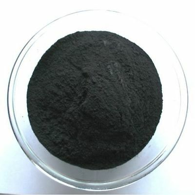 Shungite POWDER fraction 0.25mm Natural Mineral from Karelia Russia * BEST
