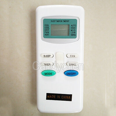 Remote Control For TCL AC Split & Portable GYKQ-03 KFRD-35GW
