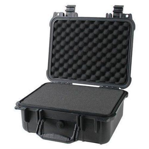 "14"" Weatherproof Hard Case Dry Box For DSLR HD Camera w Peli"