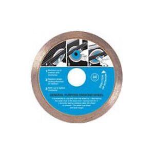 Plasplugs 80mm. 22mm Diamond Cut Wheel Disc Wheel for Compact Plus Tile Cutter