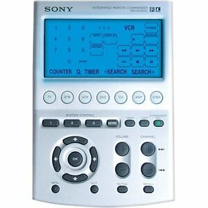 Sony RM-AV3000 Universal Remote Control with Touch LCD Screen