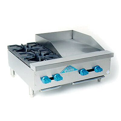 Comstock Castle Fhp30-18 Countertop Gas Griddlehotplate