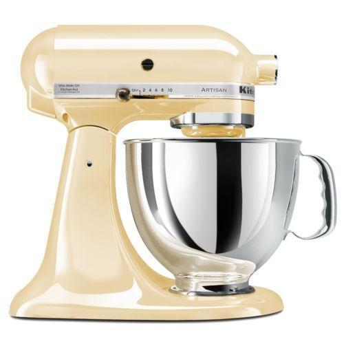 kitchenaid artisan mixer ebay. Black Bedroom Furniture Sets. Home Design Ideas