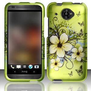 Virgin Mobile HTC Desire 601 Rubberized Hard Case Phone ...