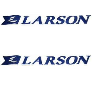 Larson Boat EBay - Decals for boat seats