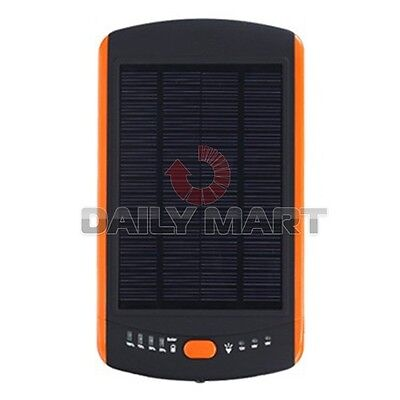 External Battery Solar Power Charger for ASUS Eee Pad Transformer TF300TG TF300T