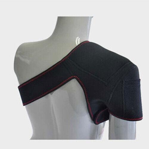 heated shoulder wrap brace shoulder heating pad