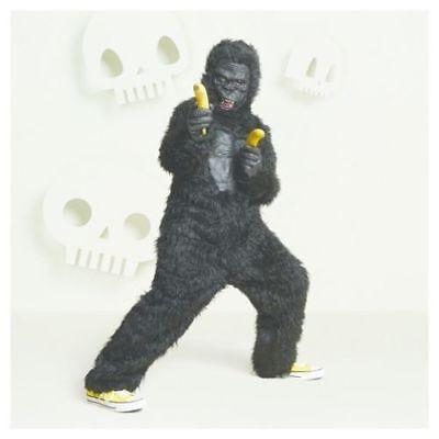 Hyde and Eek Kids Gorilla Costume Halloween Dress Up Party Sz Large (12-14)](Kids Gorilla Halloween Costume)
