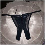 Crotchless Knickers