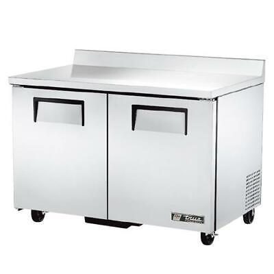 True - Twt-48f-hc - 2 Door 48 Worktop Freezer