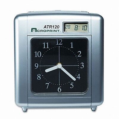 Acroprint Atr120 Automated Top Loading Electric Time Clock - 010212000