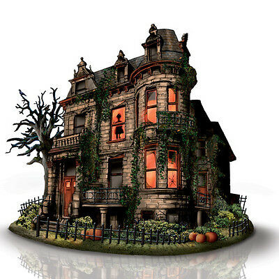 FRANKLIN CASTLE America's Most Haunted Village Collection NEW