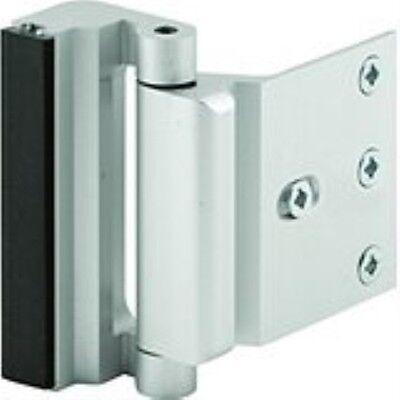 Prime-Line Products U 10827 Door Reinforcement Lock, 3 in. Stop, Aluminum Constr