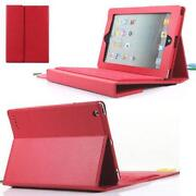 Red iPad 2 Case with Keyboard